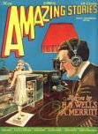 Amazing Stories, May 1927