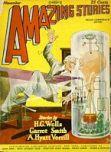Amazing Stories, November 1927