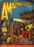 Amazing Stories, March 1928