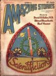 Amazing Stories, September 1928