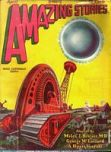 Amazing Stories, April 1929