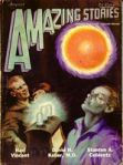 Amazing Stories, August 1929