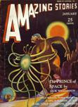 Amazing Stories, January 1931