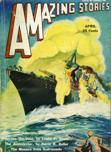 Amazing Stories, April 1931