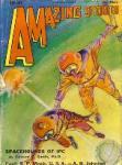 Amazing Stories, August 1931