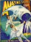 Amazing Stories, November 1932