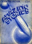 Amazing Stories, January 1933
