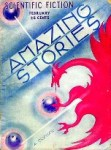 Amazing Stories, February 1933
