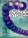 Amazing Stories, April 1933
