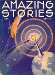 Amazing Stories, July 1933