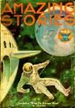 Amazing Stories, November 1933