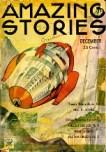 Amazing Stories, December 1933