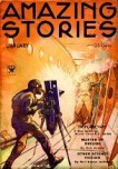 Amazing Stories, January 1934