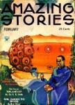 Amazing Stories, February 1934