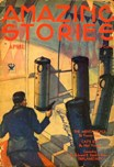 Amazing Stories, April 1934