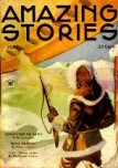 Amazing Stories, June 1934