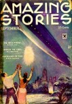 Amazing Stories, September 1934