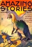 Amazing Stories, November 1934