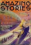 Amazing Stories, April 1935