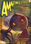 Amazing Stories, February 1936