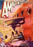 Amazing Stories, April 1936