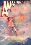 Amazing Stories, August 1936