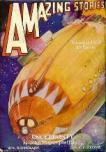 Amazing Stories, October 1936