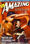 Amazing Stories, August 1938