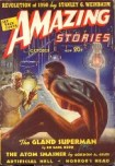 Amazing Stories, October 1938