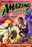 Amazing Stories, November 1938