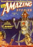 Amazing Stories, January 1939