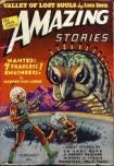 Amazing Stories, February 1939
