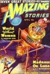 Amazing Stories, April 1939