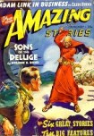 Amazing Stories, January 1940