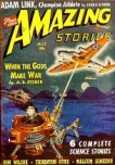 Amazing Stories, July 1940