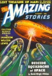 Amazing Stories, August 1940