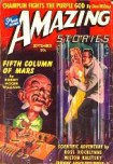 Amazing Stories, September 1940