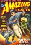 Amazing Stories, November 1940