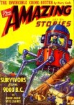 Amazing Stories, July 1941