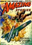 Amazing Stories, March 1942
