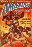 Amazing Stories, April 1942