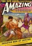 Amazing Stories, February 1943