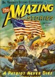 Amazing Stories, August 1943
