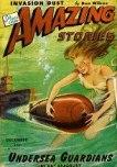 Amazing Stories, December 1944