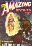 Amazing Stories, September 1945