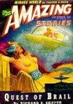 Amazing Stories, December 1945