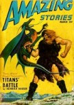 Amazing Stories, March 1947