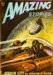 Amazing Stories, July 1947