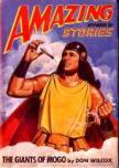 Amazing Stories, November 1947