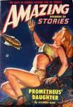 Amazing Stories, November 1949